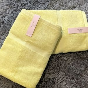 Bright and Sunny Bath Towels